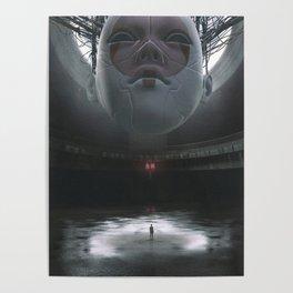 Robot Geisha Poster
