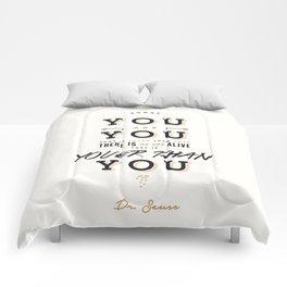Dr. Seuss Comforters