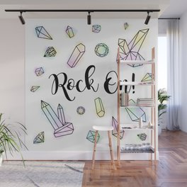 Rock On! Wall Mural