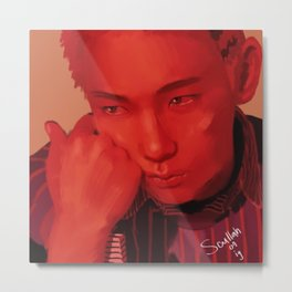 Story of Light Kibum Metal Print