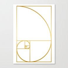 That's Golden I Canvas Print