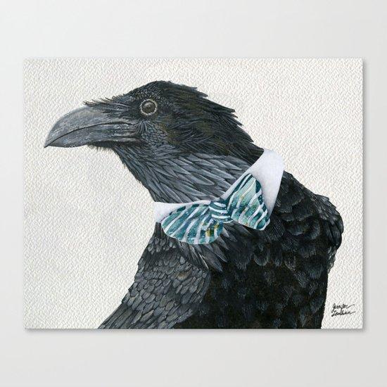 Raven Croft Canvas Print