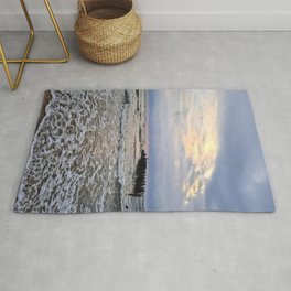 By the sea | Nature Photography Rug