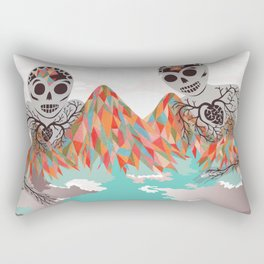 Spectres Rectangular Pillow