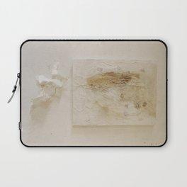 white Laptop Sleeve