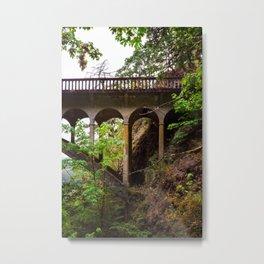Explore in the PNW Metal Print