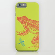 Frog vs. Dragonfly Slim Case iPhone 6s