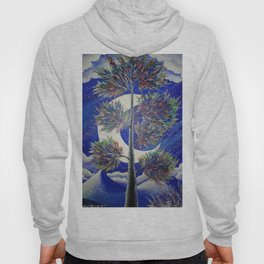 Galaxy Tree Hoody