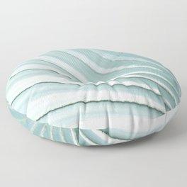 Fan palm Floor Pillow