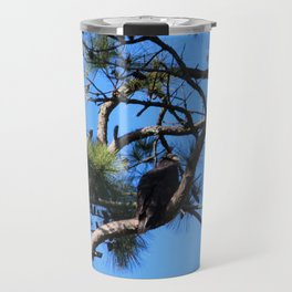 Bald Eagle Baby Travel Mug