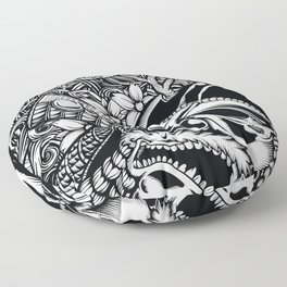 Slither Floor Pillow
