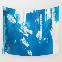 Painterly Iceland 2 Wall Tapestry