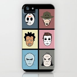 Monster Heads iPhone Case