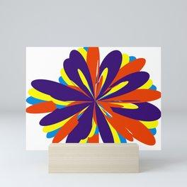 Combine Mix Mini Art Print