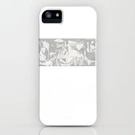 Guernica iPhone Case