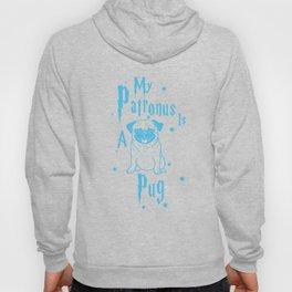 Pug Patronus Hoody