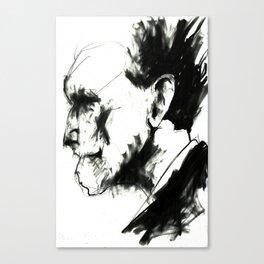 EZRA POUND Canvas Print