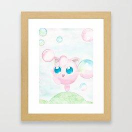 Fairy type Framed Art Print