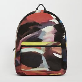 Moody Cow Backpack