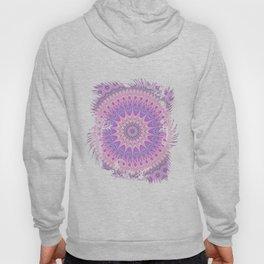 Beautiful detailed Mandala pink purple #mandala Hoody
