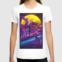 trigun retro T-shirt