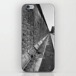 The Berlin Wall iPhone Skin