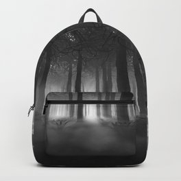 Soul of the Forest B&W Backpack