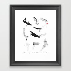 The Tribe Framed Art Print