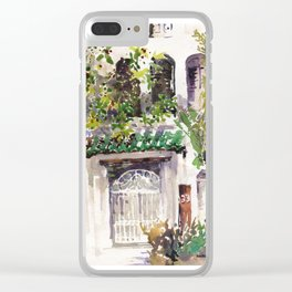 20140327 39 Emerald Hill Road, Singapore Clear iPhone Case