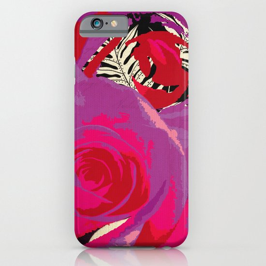 Flowers series_v02 iPhone & iPod Case