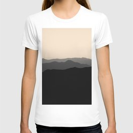 mountains beyond mountains T-shirt