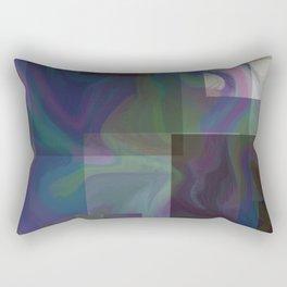 Dancing in the shadows Rectangular Pillow