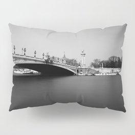 paris - pont alexandre III Pillow Sham