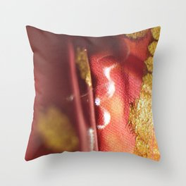 Veiled Beauty Throw Pillow