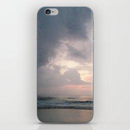 Pale Sunrise iPhone Skin