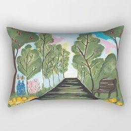Nature Trail Rectangular Pillow