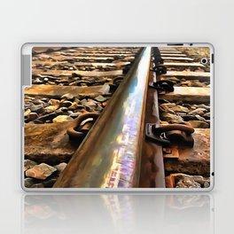 Down The Line Laptop & iPad Skin