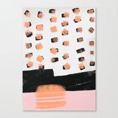 Nupastel Canvas Print