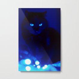 Light Up Metal Print