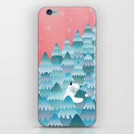 Tree Hugger iPhone Skin