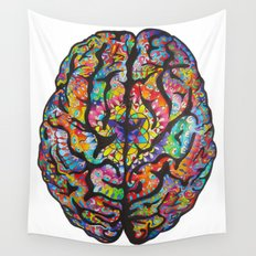 A Renewed Mind Wall Tapestry