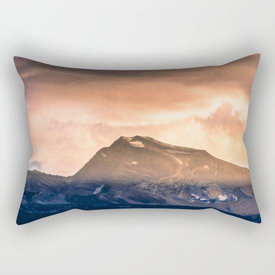 Majestic Mountain Rectangular Pillow