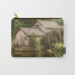 Mill on The Blue Ridge  Carry-All Pouch