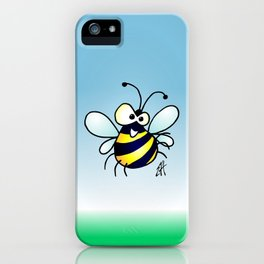 Bumbling Bee iPhone Case