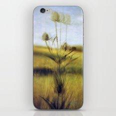 No-man's-land iPhone & iPod Skin