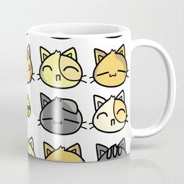 Meowy Days Coffee Mug
