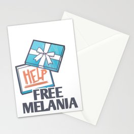 Free Melania Stationery Cards