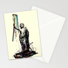 God of Graffiti Stationery Cards