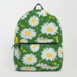 Spring Dream Daisies Backpack