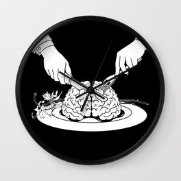 Fear Eats the Soul Wall Clock
